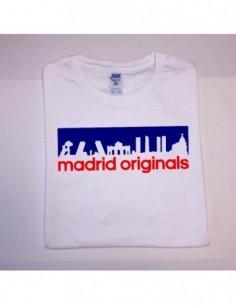 """Camiseta """"Madrid Originals"""" Chica"""