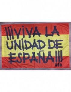"""Bandera """"Viva la Unidad de España"""""""