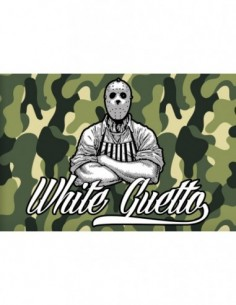 "Bandera White Guetto ""Jason"""
