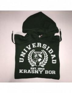 "Sudadera Capucha ""Universidad Krasny Bor"" Chico"