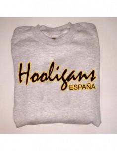 "Sudadera Sin Capucha ""Hooligans España"""