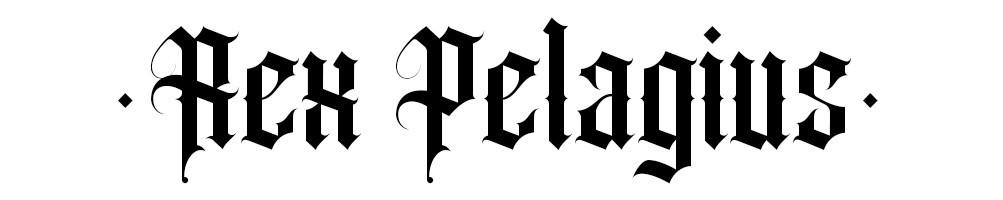Rex Pelagius
