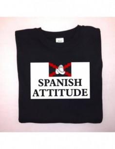 "Sudadera Sin Capucha ""Spanish Attitude"""