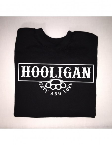 "Sudadera Sin Capucha ""Hooligan"""