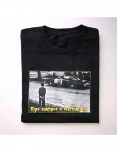 """Camiseta """"Anti-Chivatos"""" Chico"""