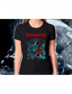 """Camiseta """"Old School Hooligans - Peaky Blinders"""" Chica"""