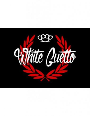 """Bandera White Guetto """"Laurel"""""""