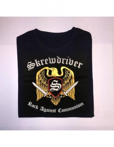 """Camiseta """"Skrewdriver"""" Chico"""