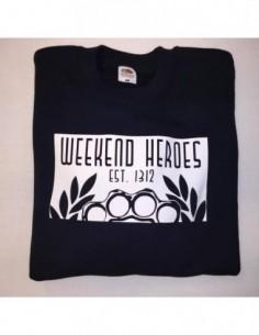 """Sudadera Sin Capucha """"Weekend Heroes"""""""