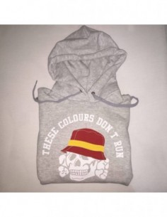 "Sudadera Capucha ""These colours"" Chico"